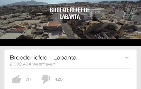 Labanta 2 miljoen views!