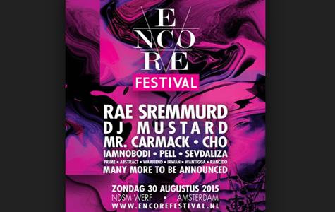 Encore Festival x Sevdaliza